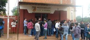 Asisten psicológicamente a padres y alumnos del Instituto Santa Lucía