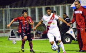 Guaraní empató 1 a 1 con Douglas Haig y sacó su primer punto de visitante