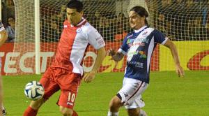 Guaraní y el Argentinos de Riquelme igualaron en cero en Villa Sarita