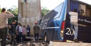 Acaraguá: la Justicia indaga sobre habilitación del puente