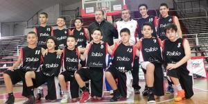 Básquet: los pibes de Tokio brillaron en el Torneo Nacional en Córdoba
