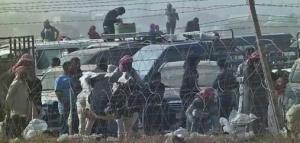 A pesar de los ataques aéreos, los yihadistas avanzan en el norte de Siria