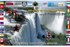 Mañana arranca el Mundial de Powerlifting en Puerto Iguazú