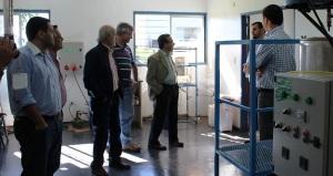 El ministro Jacobo recorrió las instalaciones del CeDITec