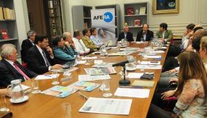AFERA celebró la baja del IVA a los diarios y recibió como invitado al senador Ernesto Sanz