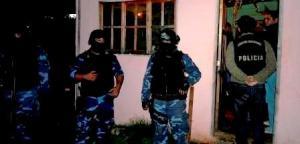 Tres detenidos y varios secuestros tras un allanamiento en Garupá