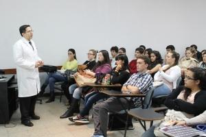 Santo Tomé: La facultad Barceló dio la bienvenida a los nuevos estudiantes de Medicina