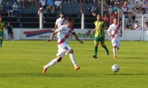 Barinaga se resintió de la lesión y está descartado para el partido del viernes en Mendoza
