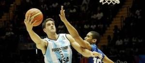 Mundial de básquet: en un partido sin respiro, Argentina derrotó a Filipinas por 85 a 81