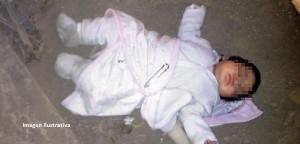 En Oberá la Policía rescatóen una casa, a una beba en estado de abandono