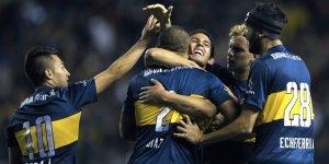 Boca sacó ventaja sobre el final y se quedó con el triunfo ante Olimpo en Bahía Blanca