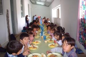 Por primera vez se contratarán cocineros para las escuelas de jornada completa y extendida
