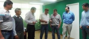 Cooperativas productoras de almidón recibieron ayuda económica para levantar la zafra 2014