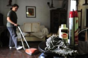 El personal de casas particulares se incorpora al sistema de Riesgos del Trabajo