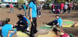 Comenzaron las actividades de la estudiantina obereña 2014