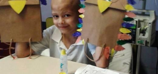 Fabián se recupera del corazón y espera su trasplante de medula