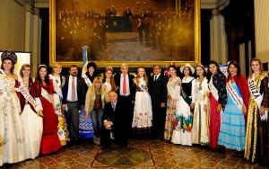 Pidieron se declare de interés nacional la 35º edición de la Fiesta nacional del Inmigrante