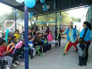 Hoy se realiza el taller de Globología, en el marco del Festival nacional del Circo
