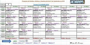 Se juega la séptima fecha de los Interprofesionales en el Hipódromo