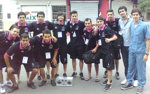 Futsal: un imparable Julieta goleó y está en octavos