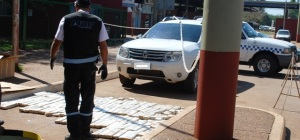 Dos vehículos cargados con media tonelada de marihuana fueron detectados en un operativo en Iguazú