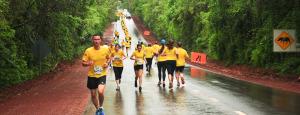 Más de 500 atletas corrieron en medio de la Selva Misionera