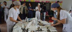 Odontología solidaria desde mañana en el barrio Sol de Misiones de Posadas