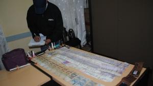 Apresan a dos sospechosos por el robo de 12 mil pesos de una casa