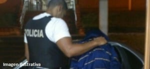 Sorprendieron a un jovencito cuando intentaba robar una moto frente a la terminal de Posadas