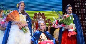 Daiana Sawczuk de la colectividad Ucraniana es la nueva Reina Nacional del Inmigrante