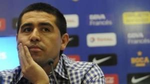 ¿Viene o no viene? Riquelme jugaría el miércoles ante Aldosivi y el sábado es el partido ante Guaraní en Villa Sarita