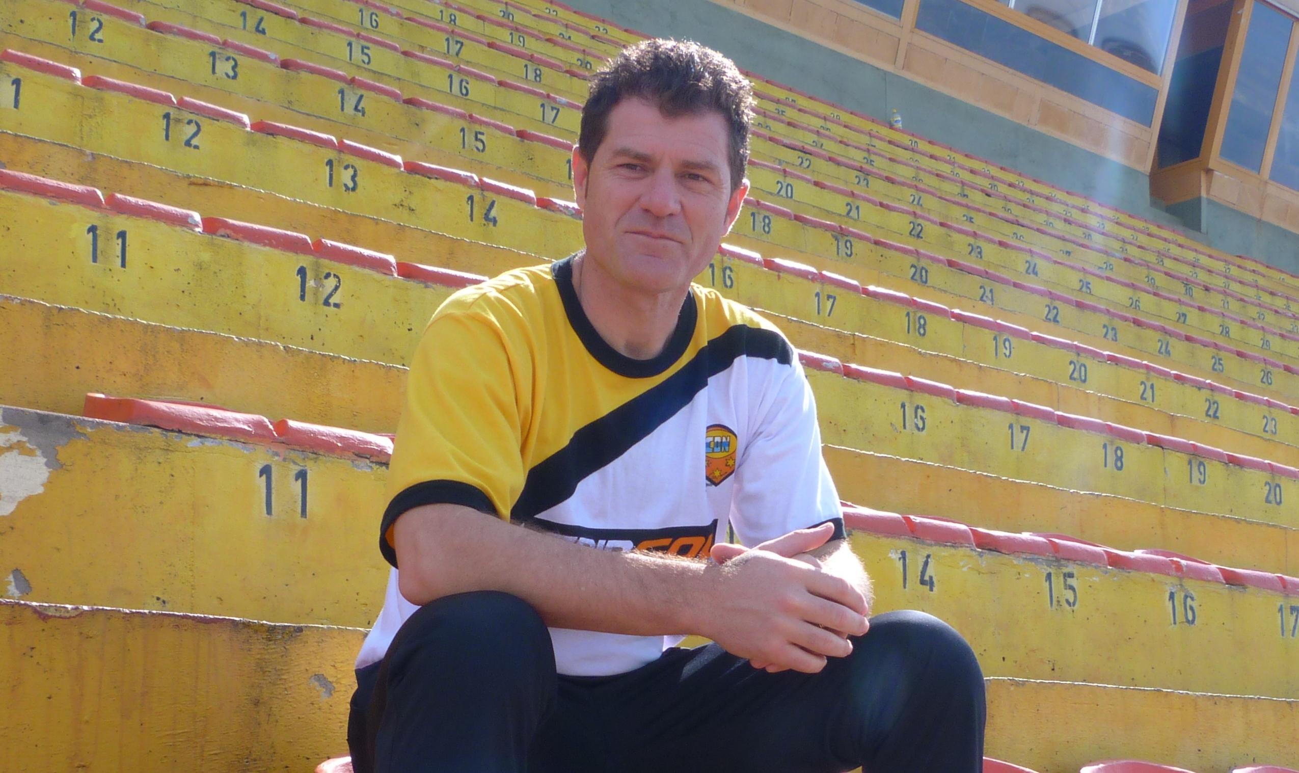 Gabriel Schurrer, el ex DT de Crucero, arregló con Gimnasia y Esgrima de Jujuy