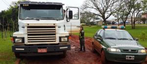 Gendarmería secuestró dos vehículos extranjeros que circulaban sin la documentación correspondiente