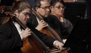 Concierto de solistas en el Teatro Lírico