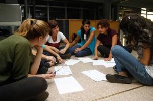 Comenzaron los talleres de narración en el Parque del Conocimiento