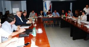 El ministro de Salud informó a los legisladores sobre la historia clínica digital
