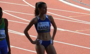 La juvenil eldoradense Valeria Barón va al Sudamericano de Lima con la Selección Mayor