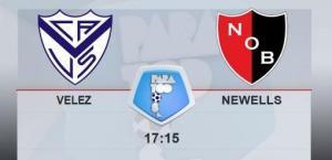 Vélez busca un triunfo ante Newell's para retornar a la punta del torneo