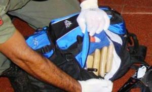 San Vicente: lo detuvieron cuando transportaba marihuana en su mochila