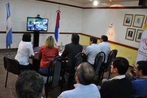 Salud: Misiones quedó interconectada con el Hospital Garrahan