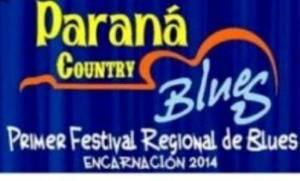 Paraná Country Blues: Este viernes se realizará el primer festival de Blues de la región