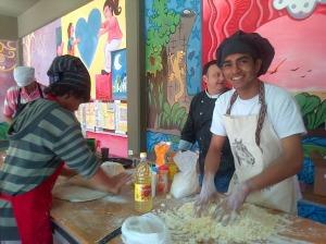 El Hogar de Día asistió a 2500 niños del 2009 a la fecha