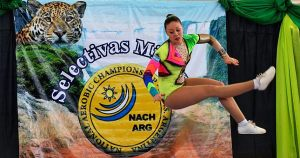Se realizó el segundo Torneo Provincial de Gimnasia Rítmica Nivel C