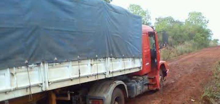 Contrabando de porotos por caminos vecinales para evadir DGR