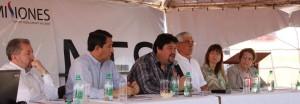 Closs presentó avances de Itaembé Guazú donde vivirán 50 mil personas