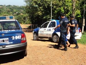 Dos personas detenidas y una moto recuperada, tras procedimiento policial