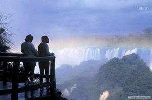 Las Cataratas del Iguazú otra vez favoritas para el fin de semana largo