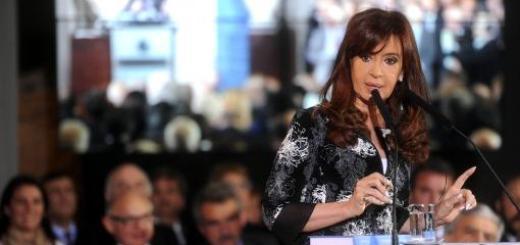 """Cristina: """"El nuevo Código es un producto cultural auténticamente argentino e hijo de la democracia"""""""