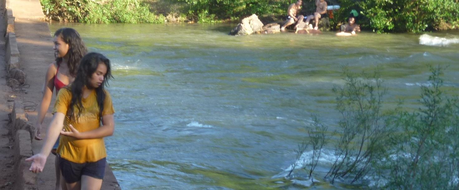 Una niña de 10 años es buscada en el arroyo Piray Miní de Eldorado