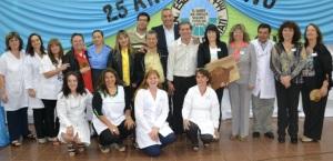 En Eldorado, la Escuela Provincial Nº 744 cumplió 25 años